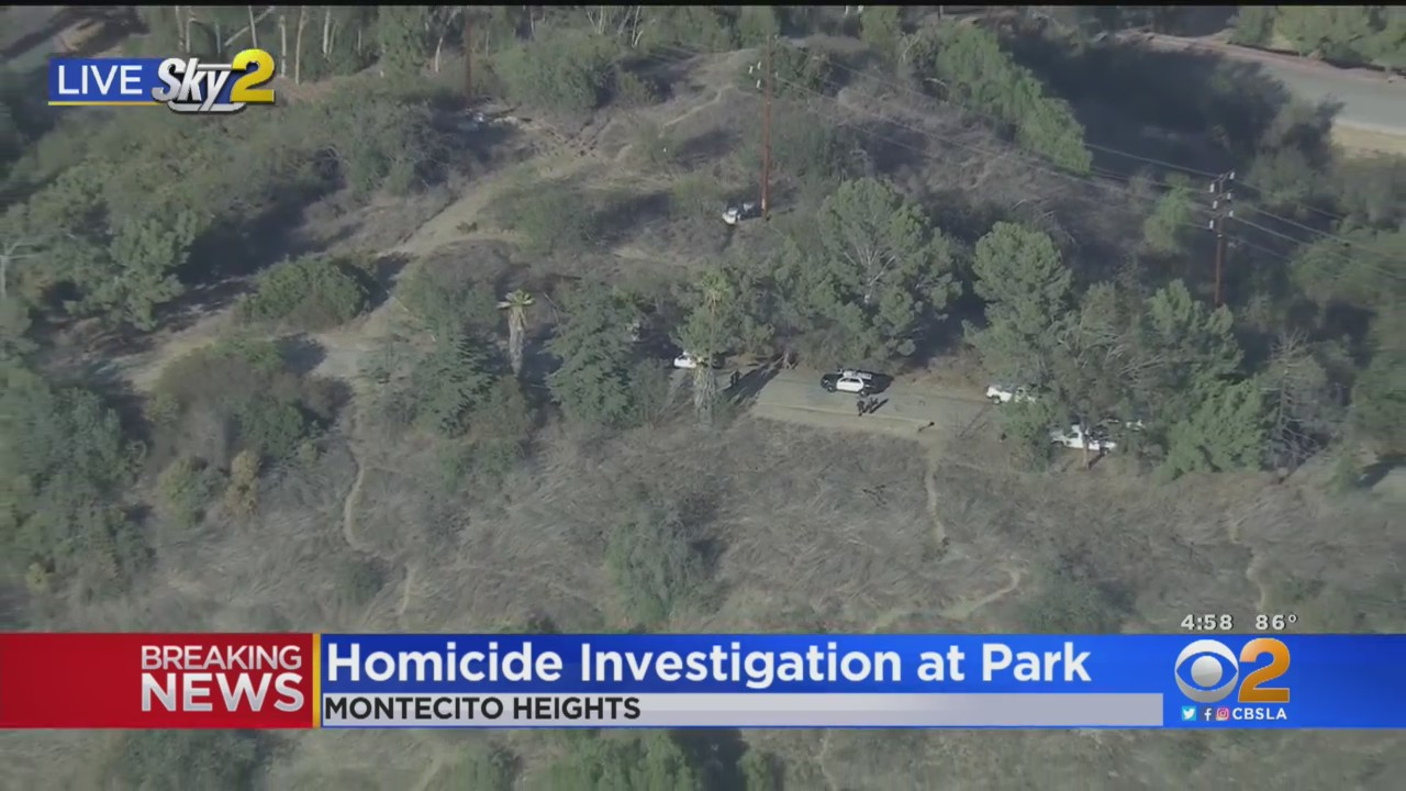 Body Located At Debs Park In Montecito Heights; Man