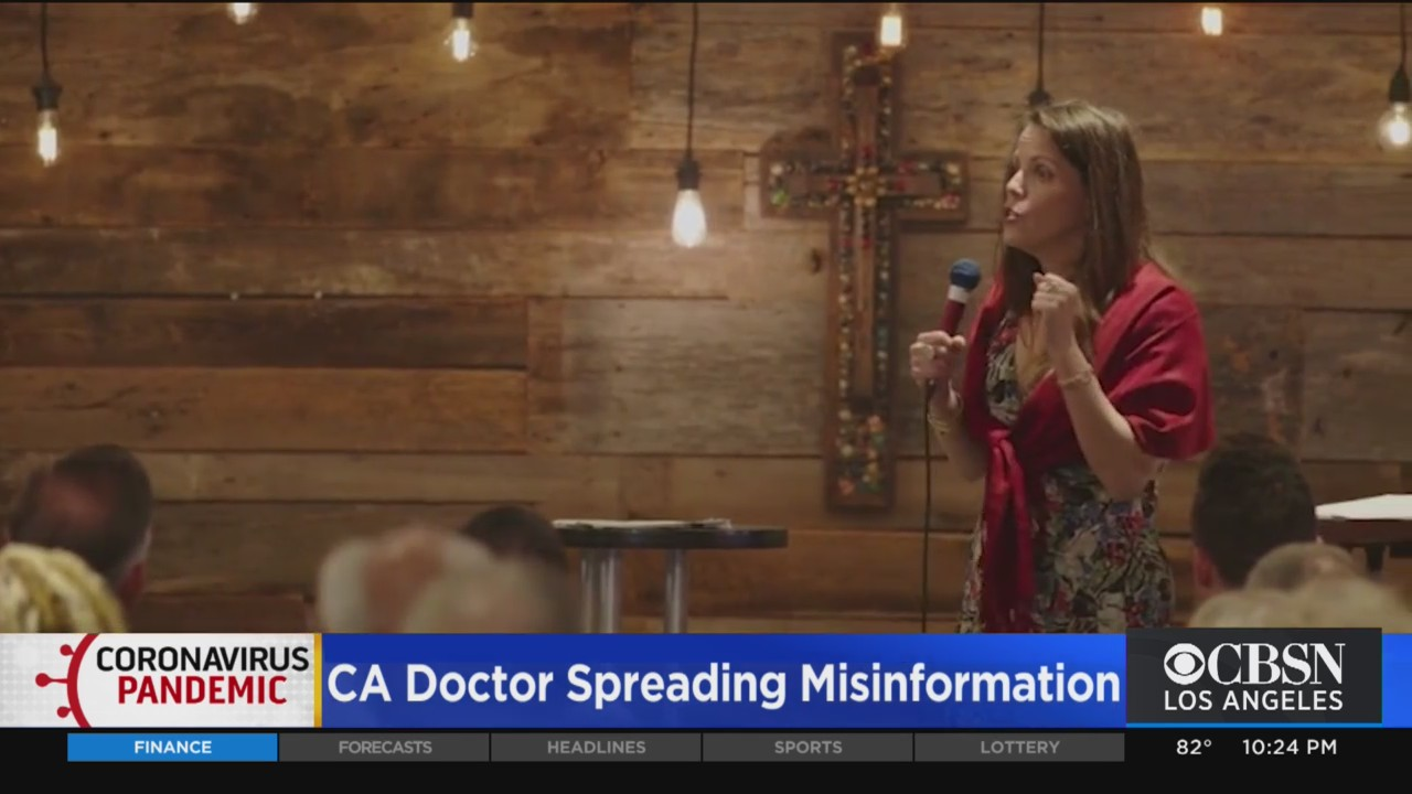 Doctor Spreading Misinformation Identified As Los Angeles Emergency Room Physician