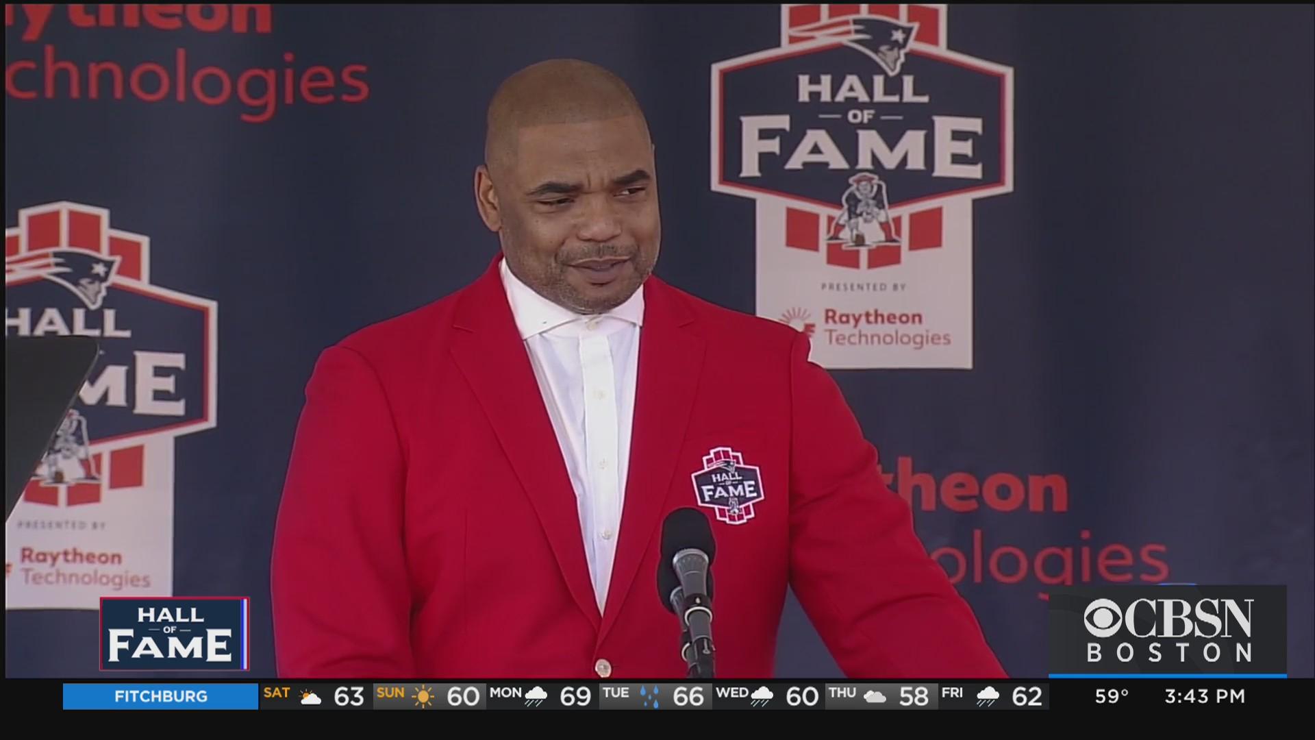 Richard Seymour's Full Patriots Hall Of Fame Induction Speech