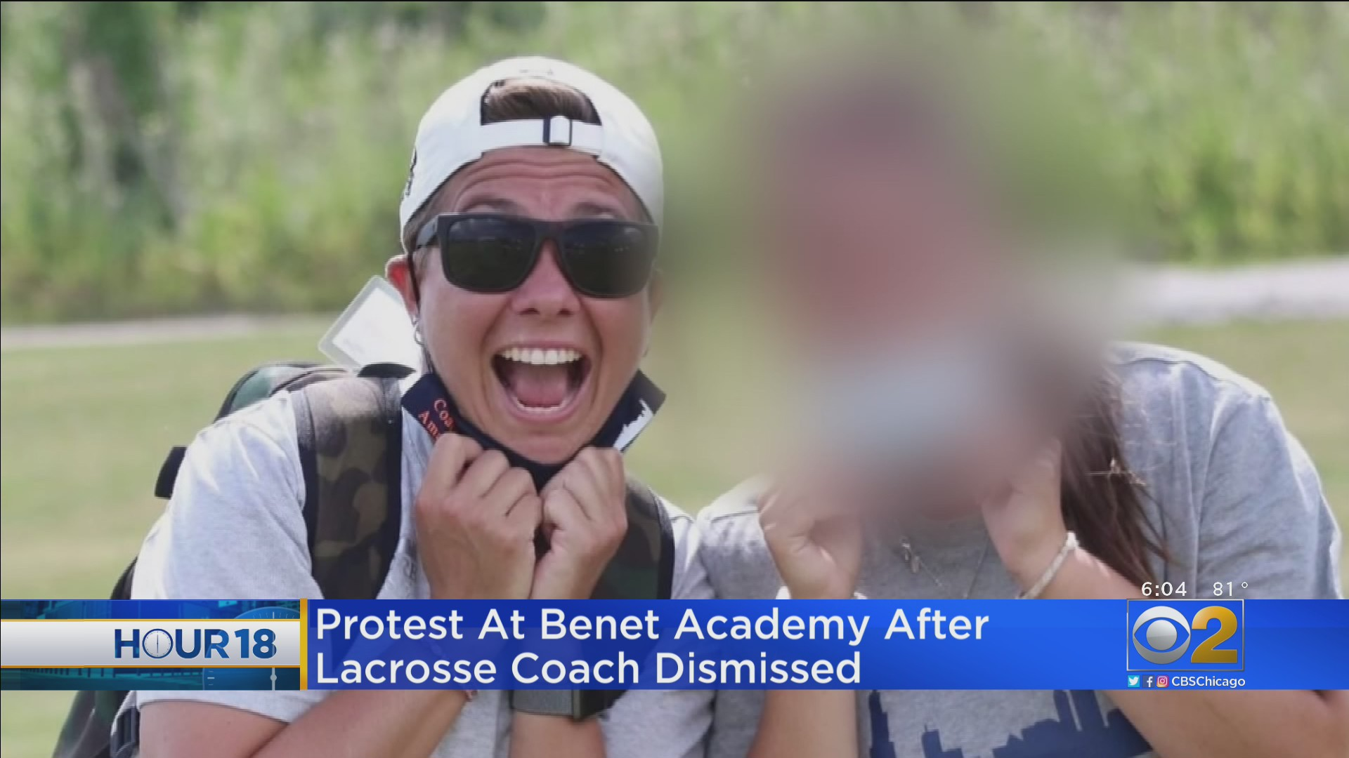 Protesters Say Benet Academy Rescinded Job Offer For Lacrosse Coach Because She Is A Lesbian
