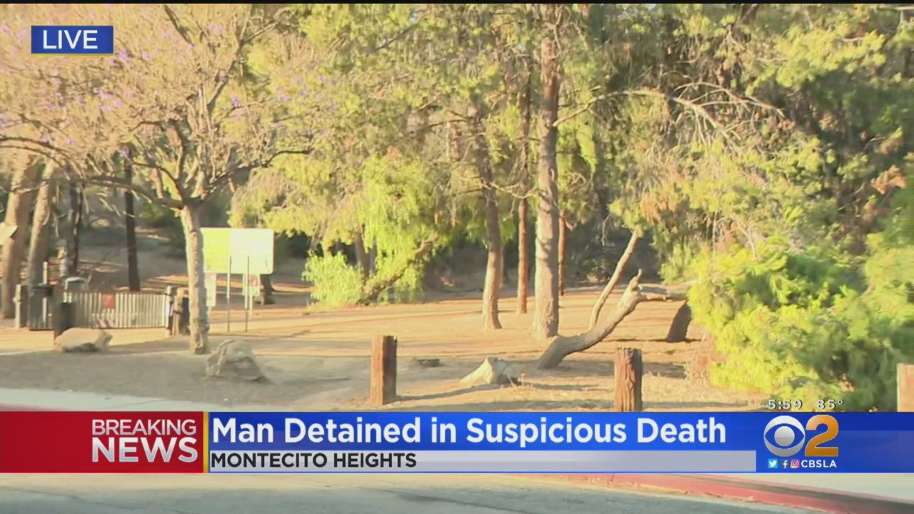 Body Located At Debs Park In Montecito Heights
