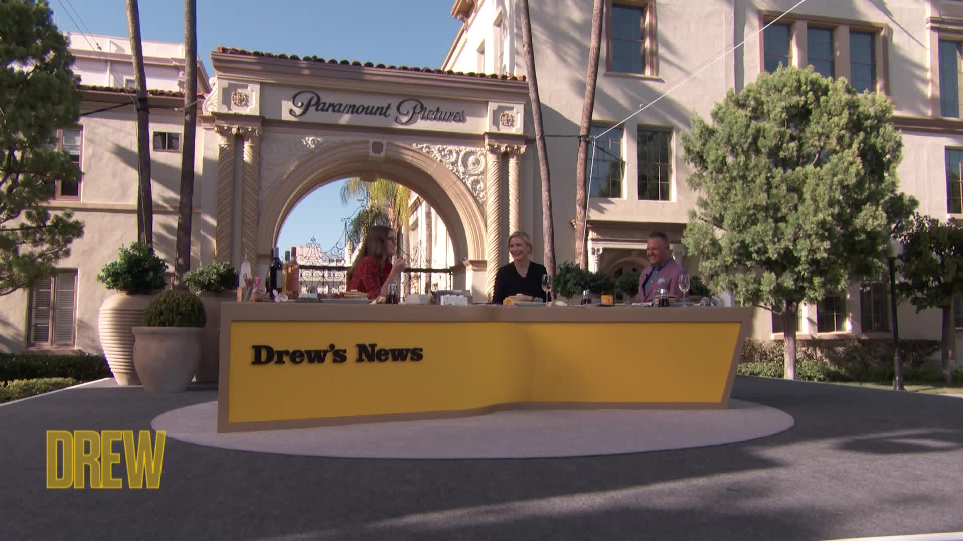 Drew Revisits the First Drew's News She Ever Taped with Cameron Diaz for Her Sales Tape for the Show - CBS Pittsburgh